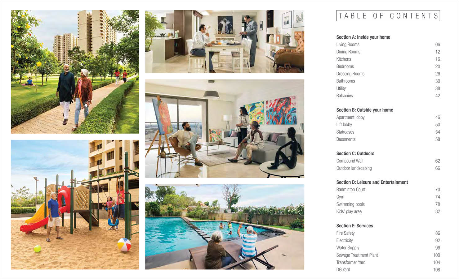 Real Estate Sobha Get Used to