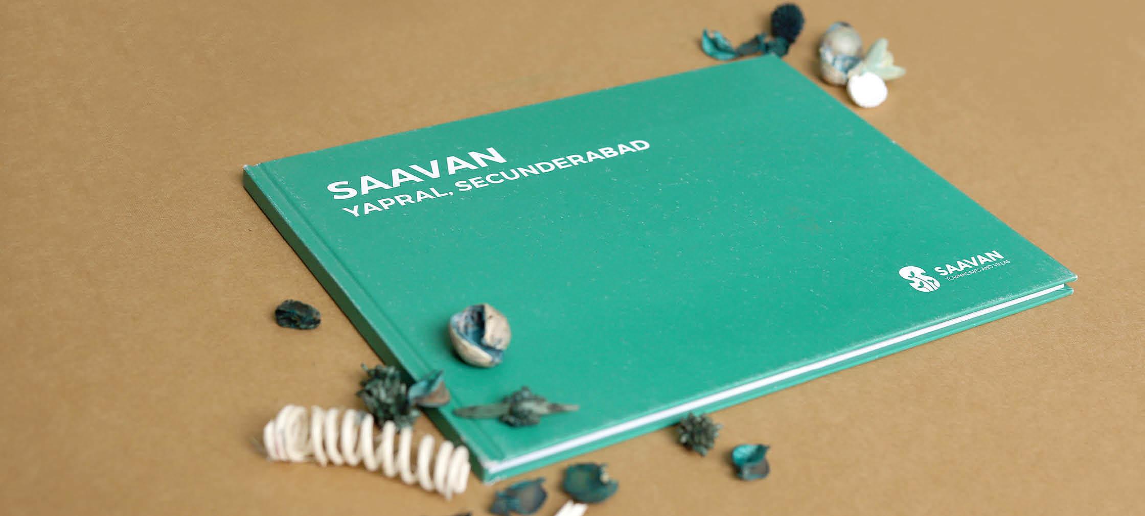 Real Estate Rezonant Design ARD Saavan Brochure