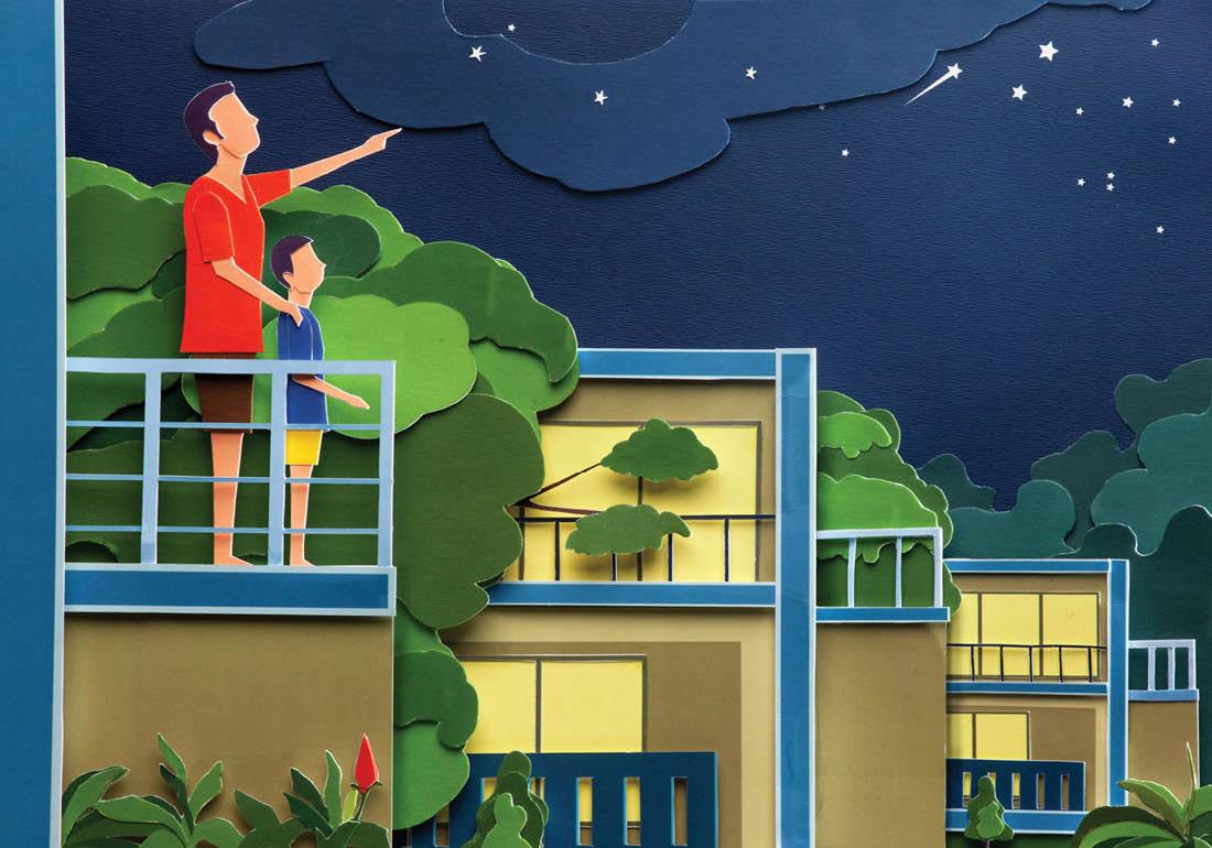 Real Estate Rezonant Design ARD Saavan Brochure Design 01