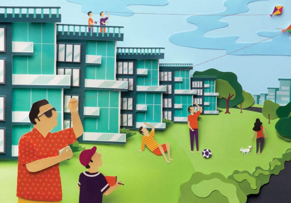 Real Estate Rezonant Design ARD Saavan Brochure Design 05