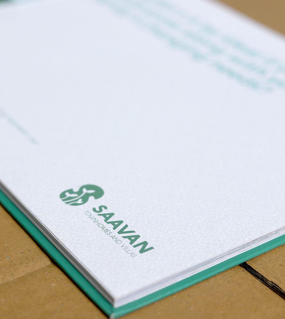 Real Estate Rezonant Design ARD Saavan Brochure Design 13