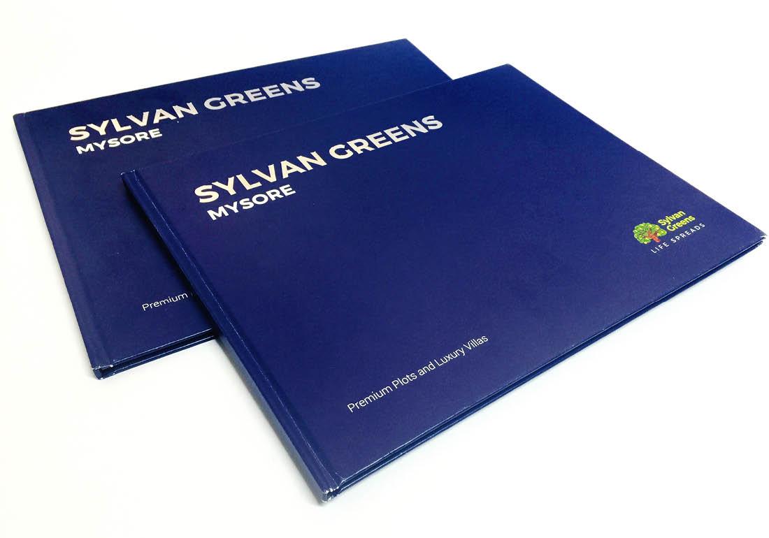 Real Estate Rezonant Design ARD Sylvan Greens Brochure Design 01