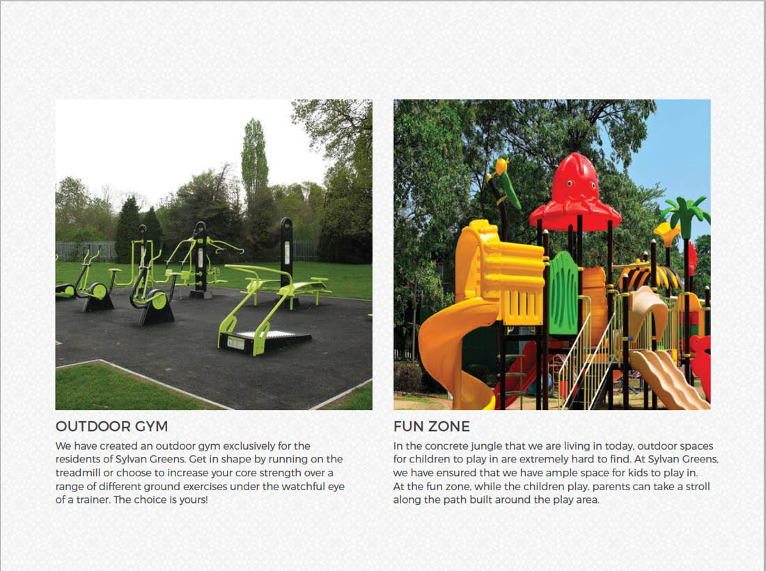 Real Estate Rezonant Design ARD Sylvan Greens Brochure Design 11