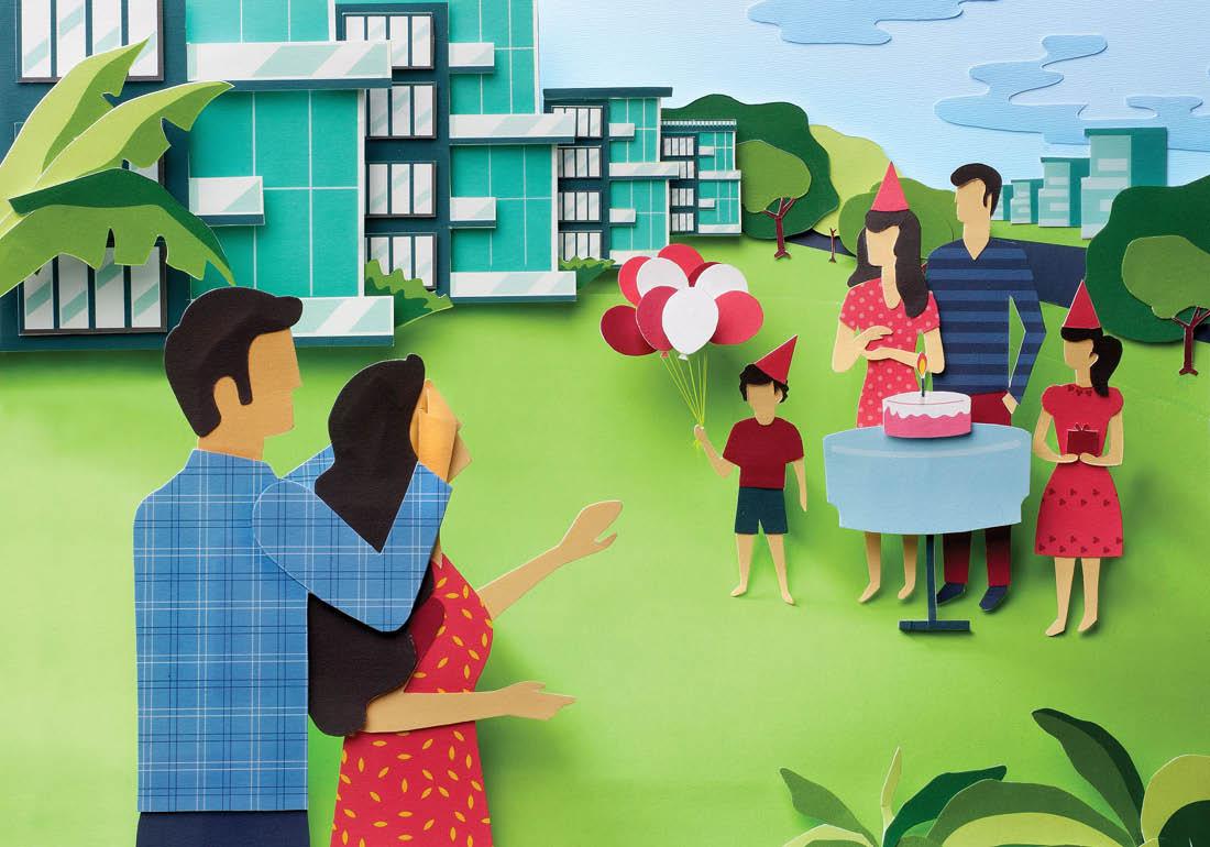 Real Estate Rezonant Design ARD Sylvan Greens Brochure Design 16