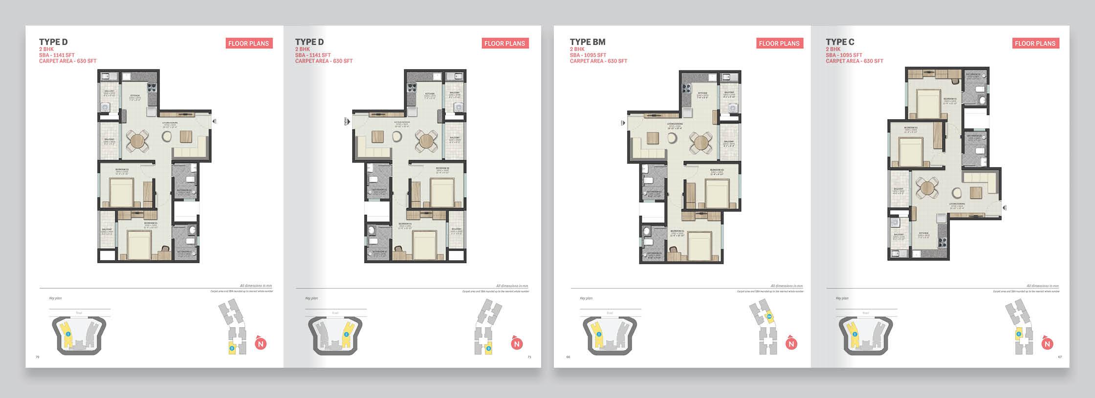 Real Estate Sobha Dream Heightsi Desgn 22