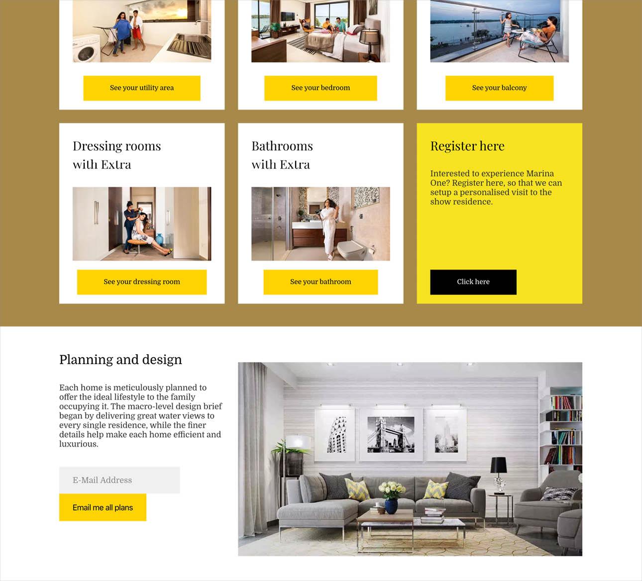 Real Estate Sobha MarinaOne Design 09