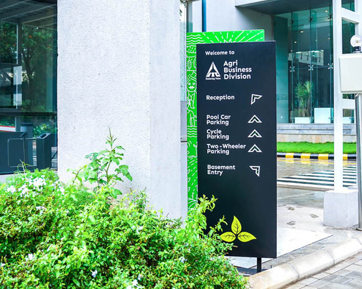 Rezonant design Conglomerate ITC Signage and Wayfinding Feature image