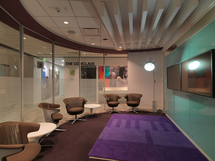 Technology Rezonant Design Cisco B16 Media Lounge 3