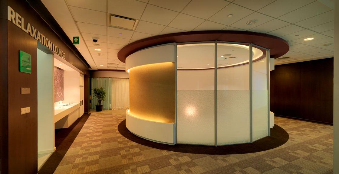 Technology Rezonant Design Cisco B16 Relaxation Lounge 1