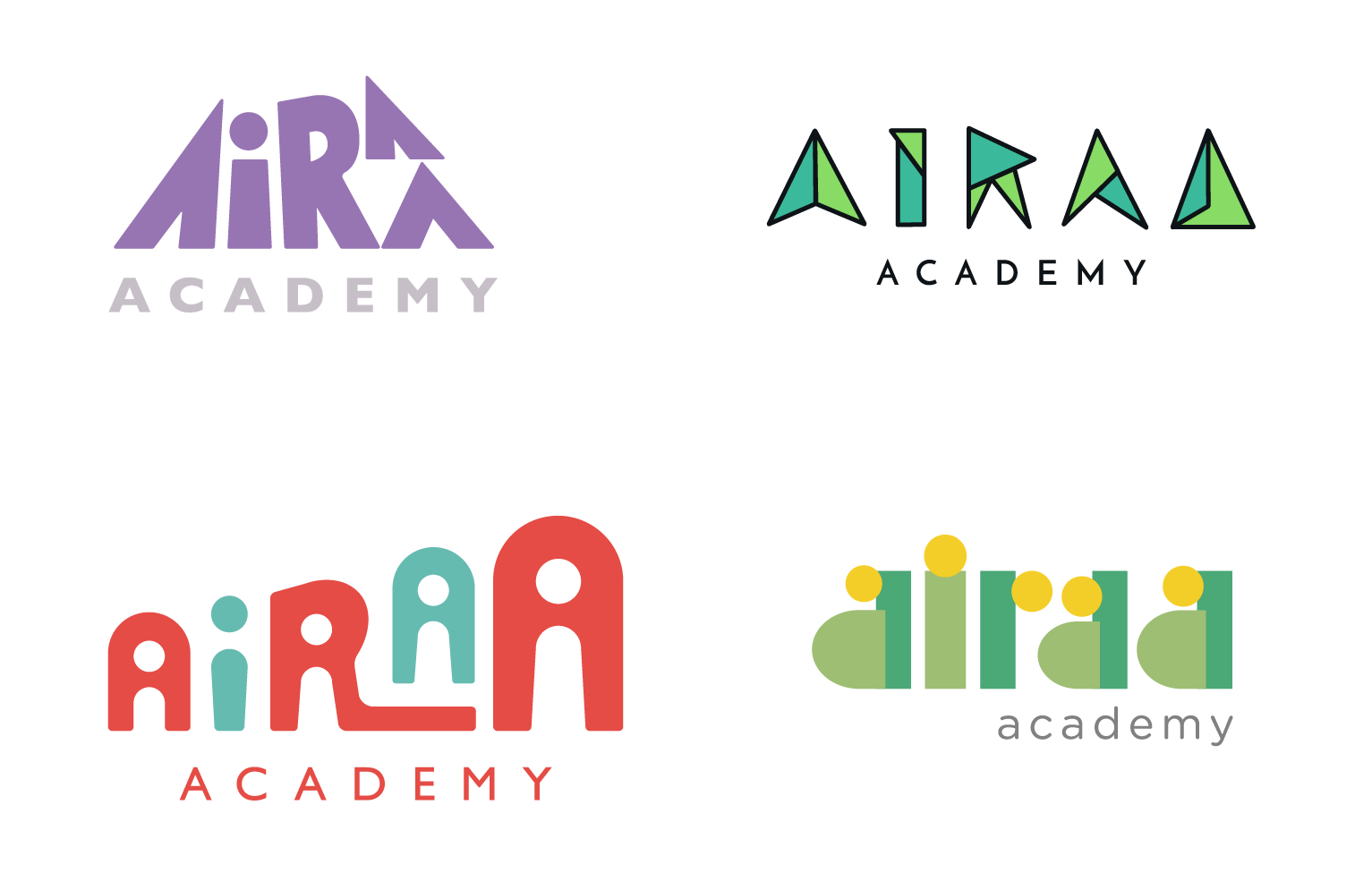 Education Airaa Rezoant Design LOGOS 13
