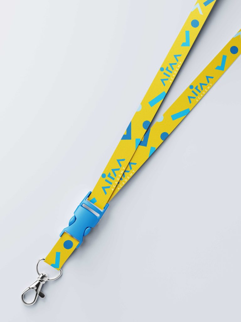 Education Airaa Rezoant Design Lanyard ylo