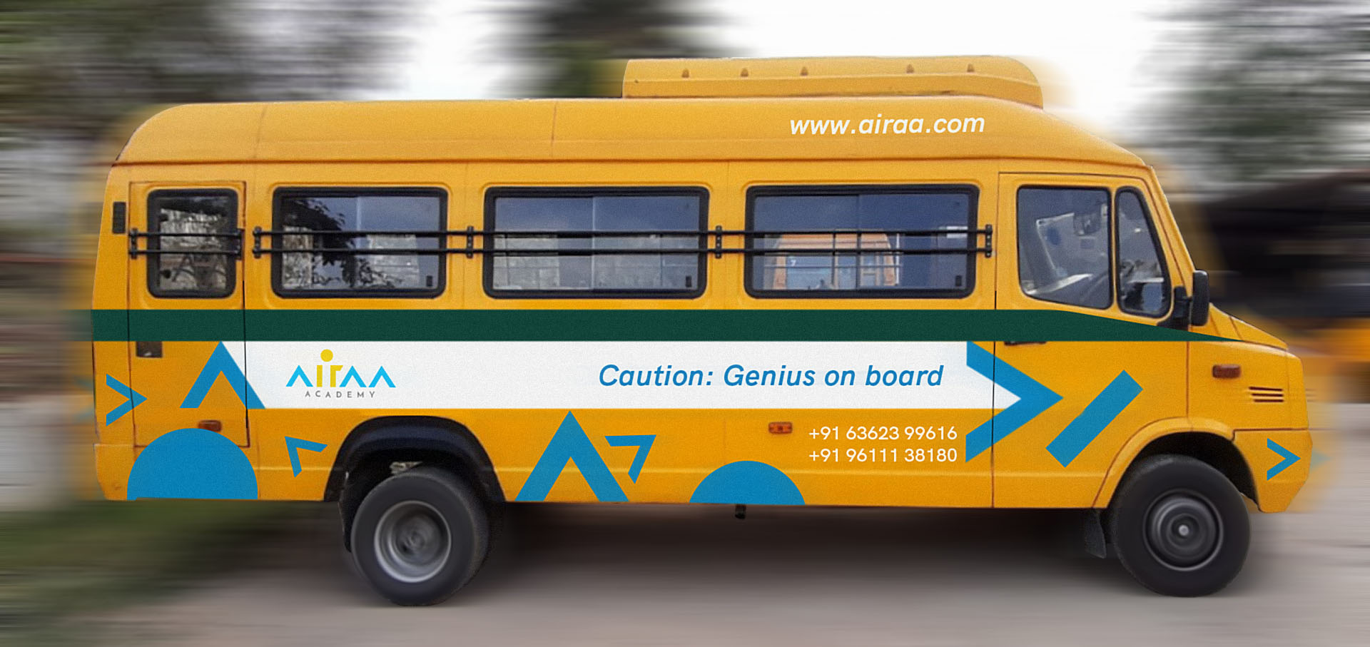 Education Airaa Rezonant Design Bus 1