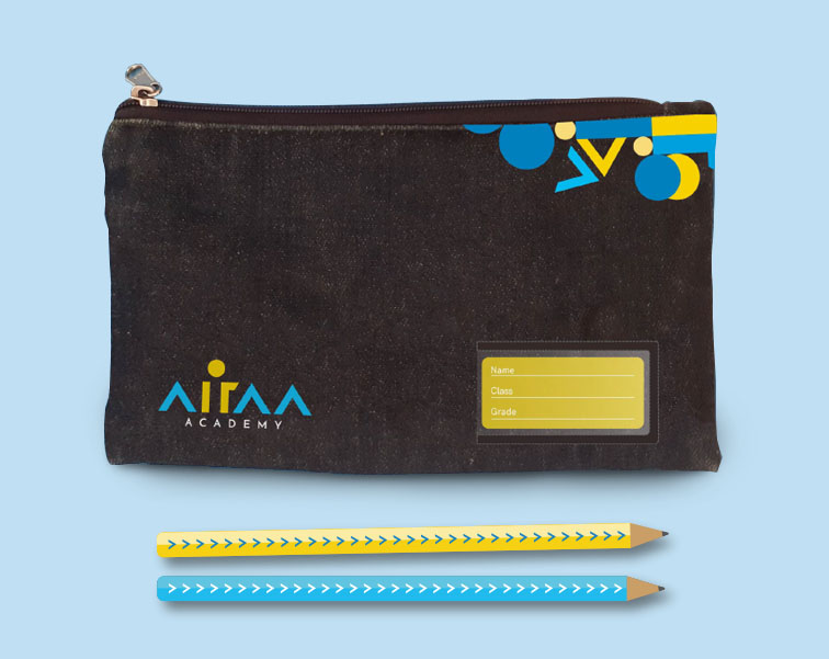 Education Airaa Rezonant Design pouch F