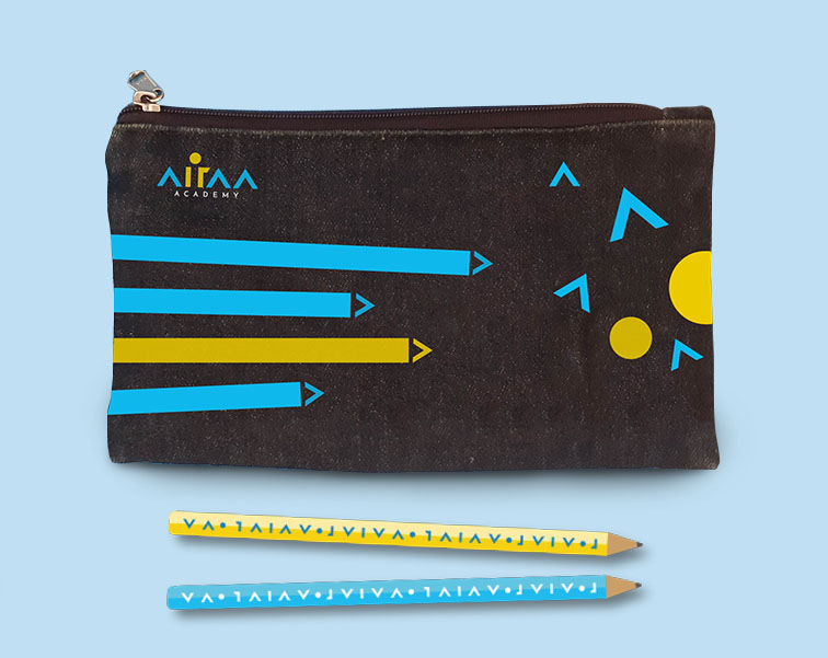 Education Airaa Rezonant Design pouch R