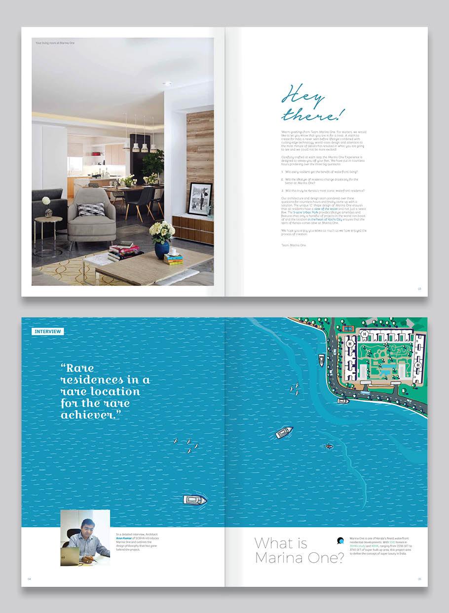 Real Estate Rezonant Design Sobha Marina One 08