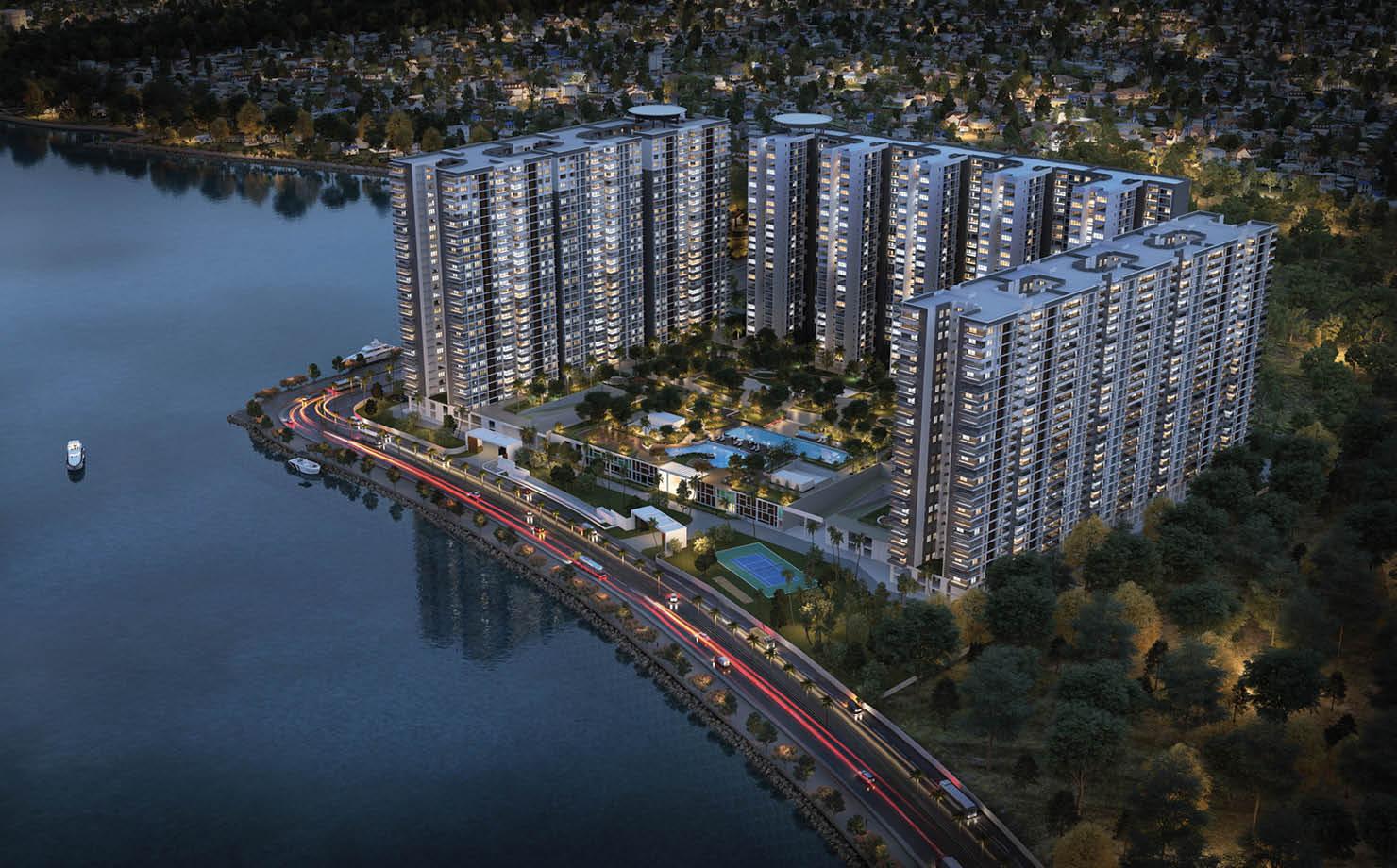 Real Estate Rezonant Design Sobha Marina One Launch Callenge 01
