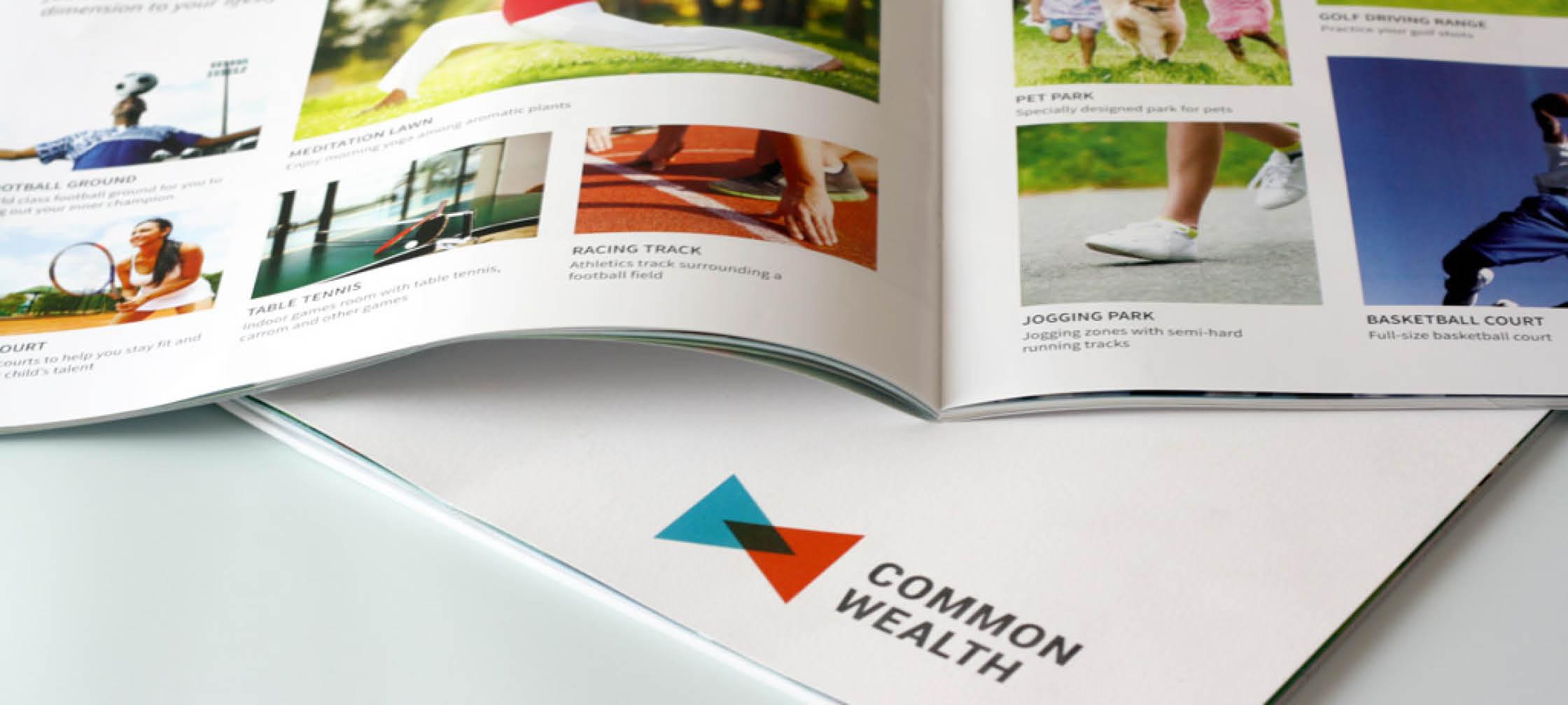 Real Estate Rezonant design Common Wealth CX Print Design Header 01