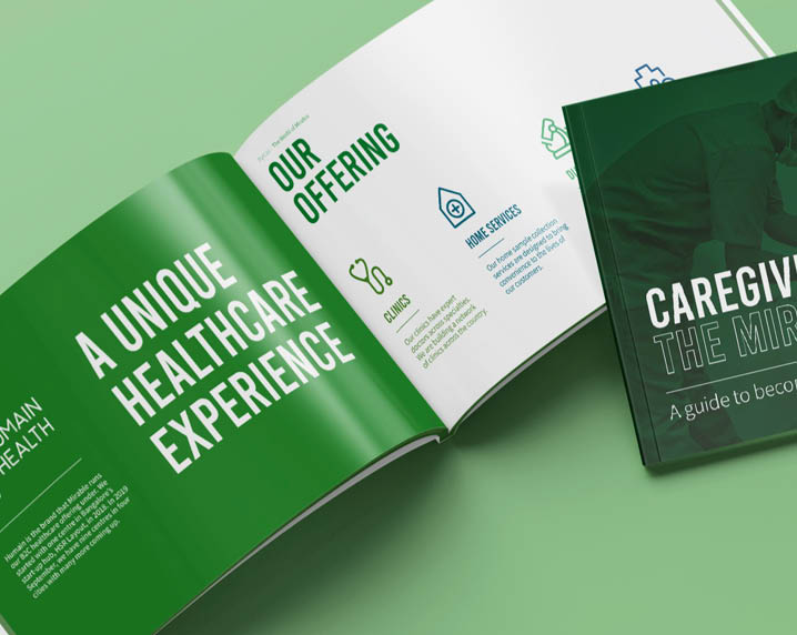 Rezonant design Healthcare Mirable Employer branding Feature image