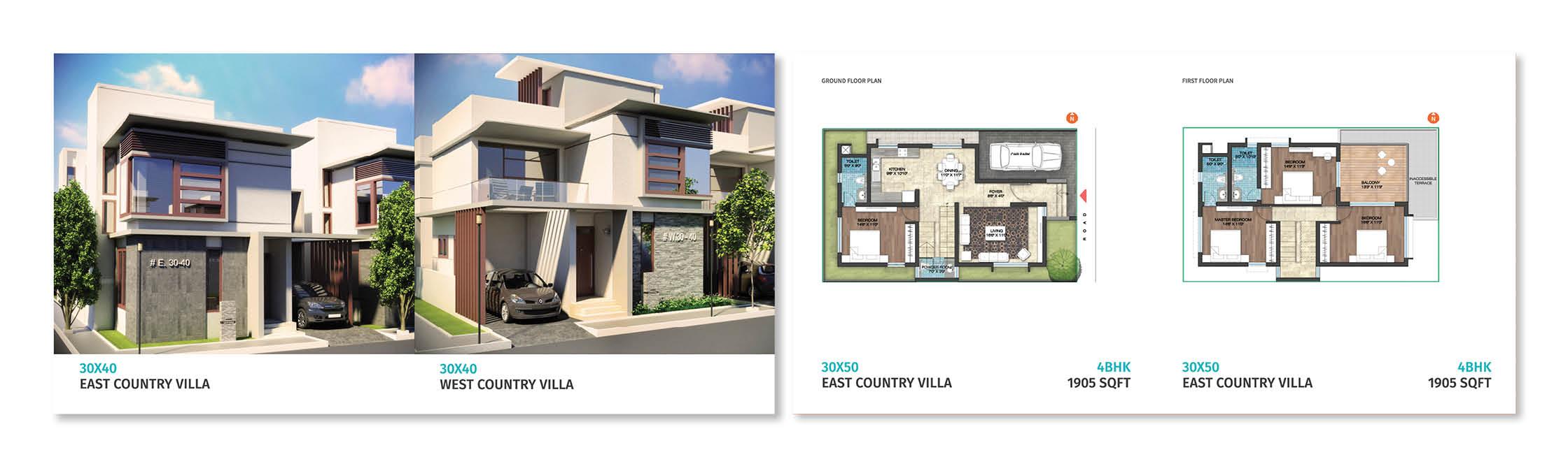Rezonant design Real Estate CommonWealth Print Design Design 08