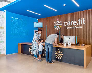 Healthcare Rezonant Design Carefit Centres 1