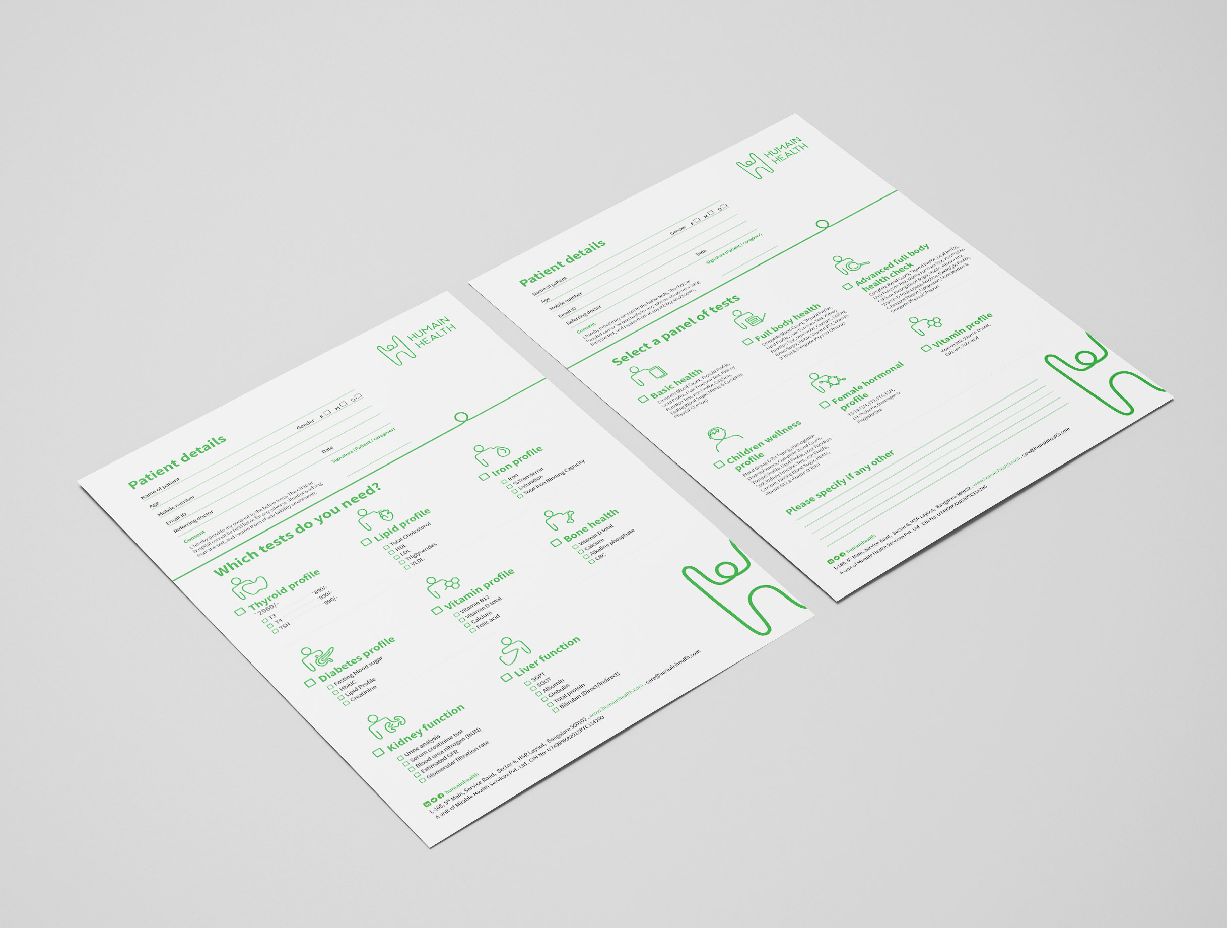 Healthcare Rezonant Design Humain Design 35