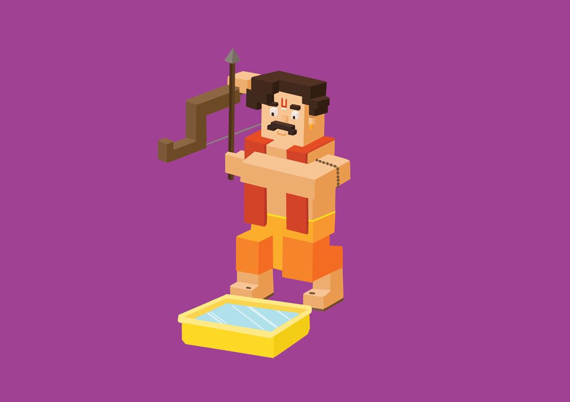 Arjuna Hero