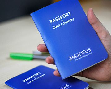 Technology Amadeus Employer Branding Rezonant Design